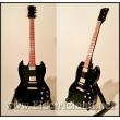 Angus Young  (AC-DC) - Gibson SG Black