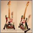 Billie Joe Armstrong (Green Day) - BJ Blue Fender Stratocaster