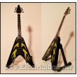 JAMES HETFIELD - ESP FLYING V - METALLICA