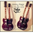 JIMMY PAGE - GIBSON SG Double Neck 1971