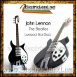 John Lennon (Beatles) - Rickenbacker Liverpool