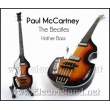 Paul McCartney (Beatles) - Hofner Bass