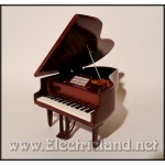 Piano Brown