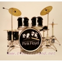 PINK FLOYD drum set