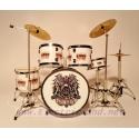 The QUEEN drum set
